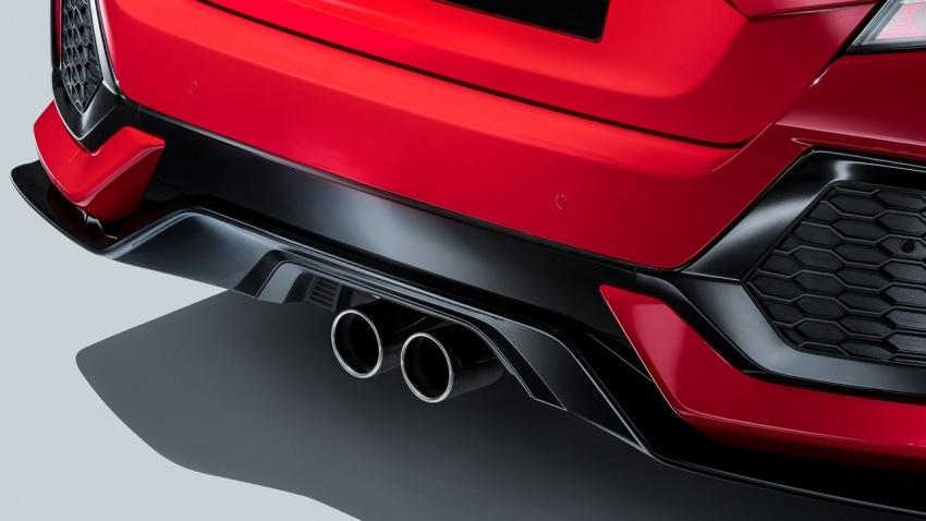 Honda Civic Hatchback makes European debut – built in the UK, 1.0/1.5 VTEC Turbo and 1.6 i-DTEC diesel Image #549815