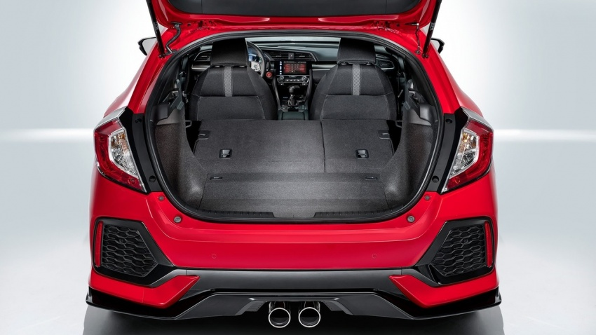 Honda Civic Hatchback makes European debut – built in the UK, 1.0/1.5 VTEC Turbo and 1.6 i-DTEC diesel Image #549817