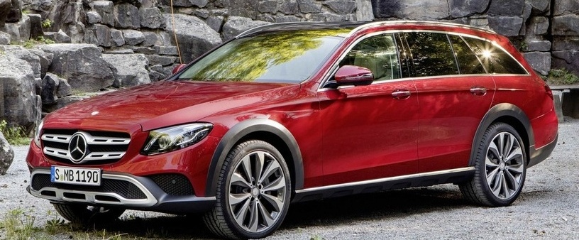 X213 Mercedes Benz E Class All Terrain Arrives Set To