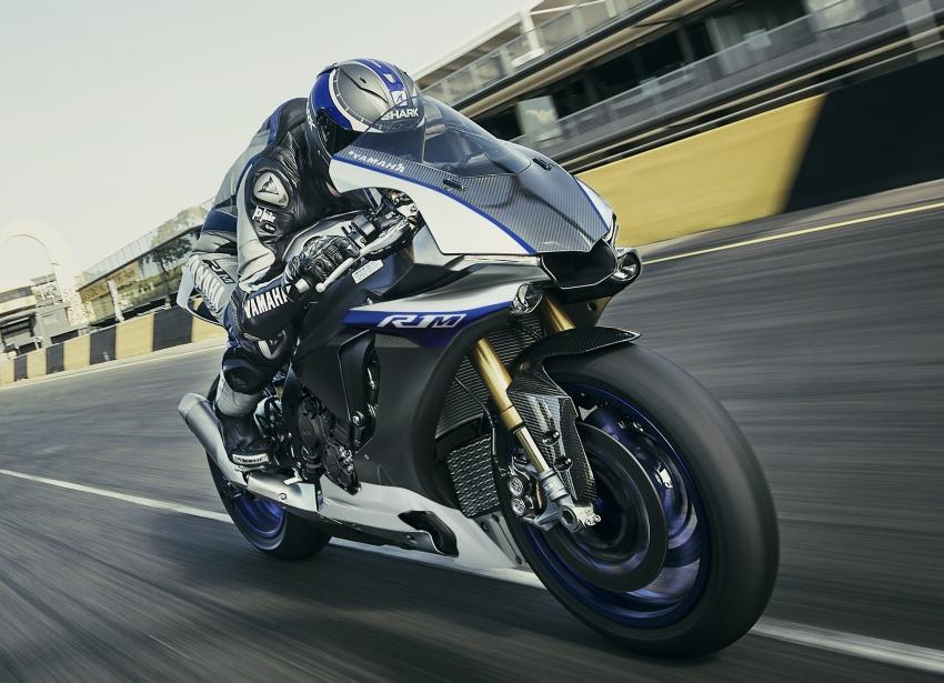Yamaha R Rossi Edition Production