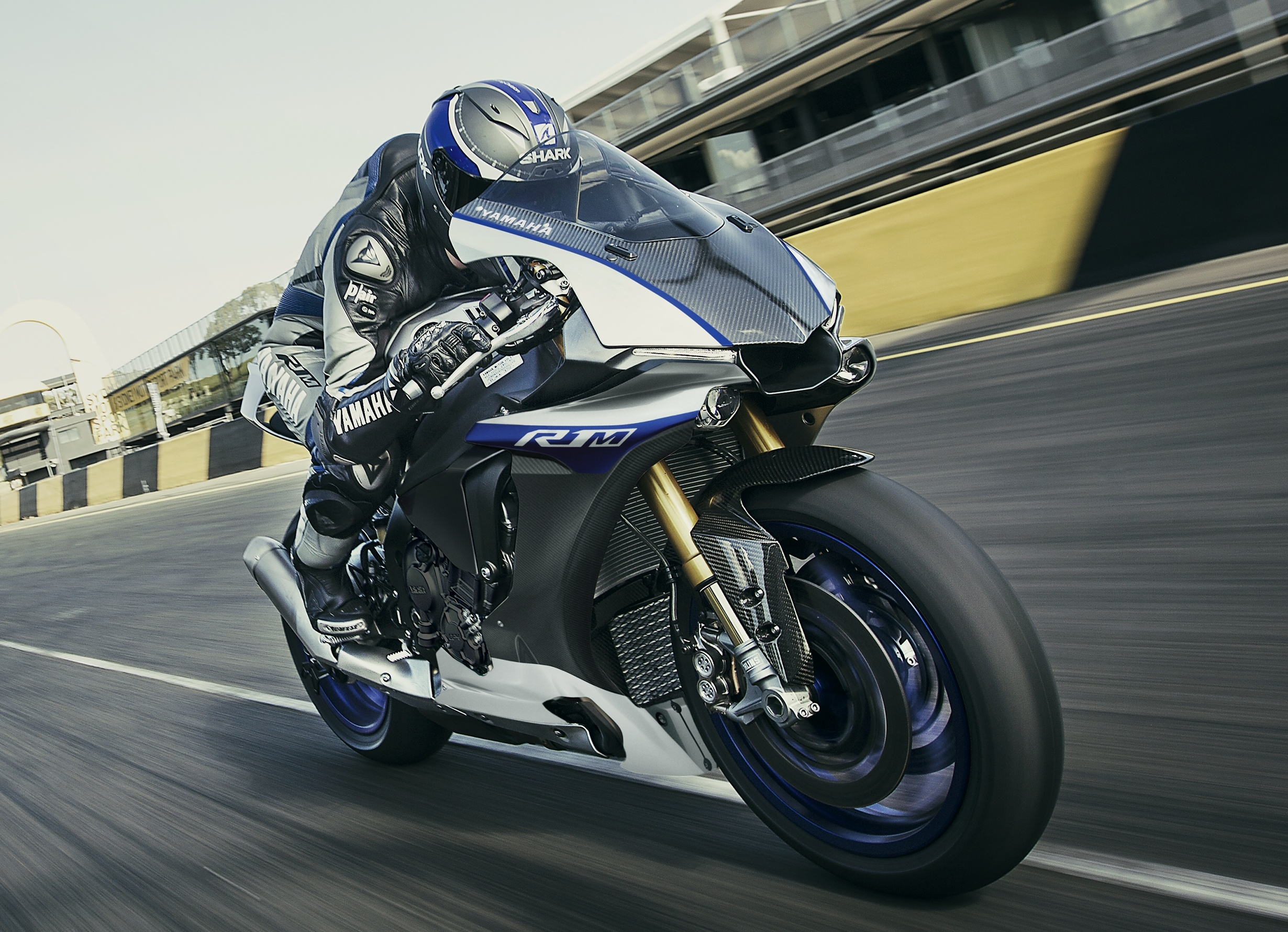 2017 Yamaha Yzf R1m Opens For Online Order In Oct