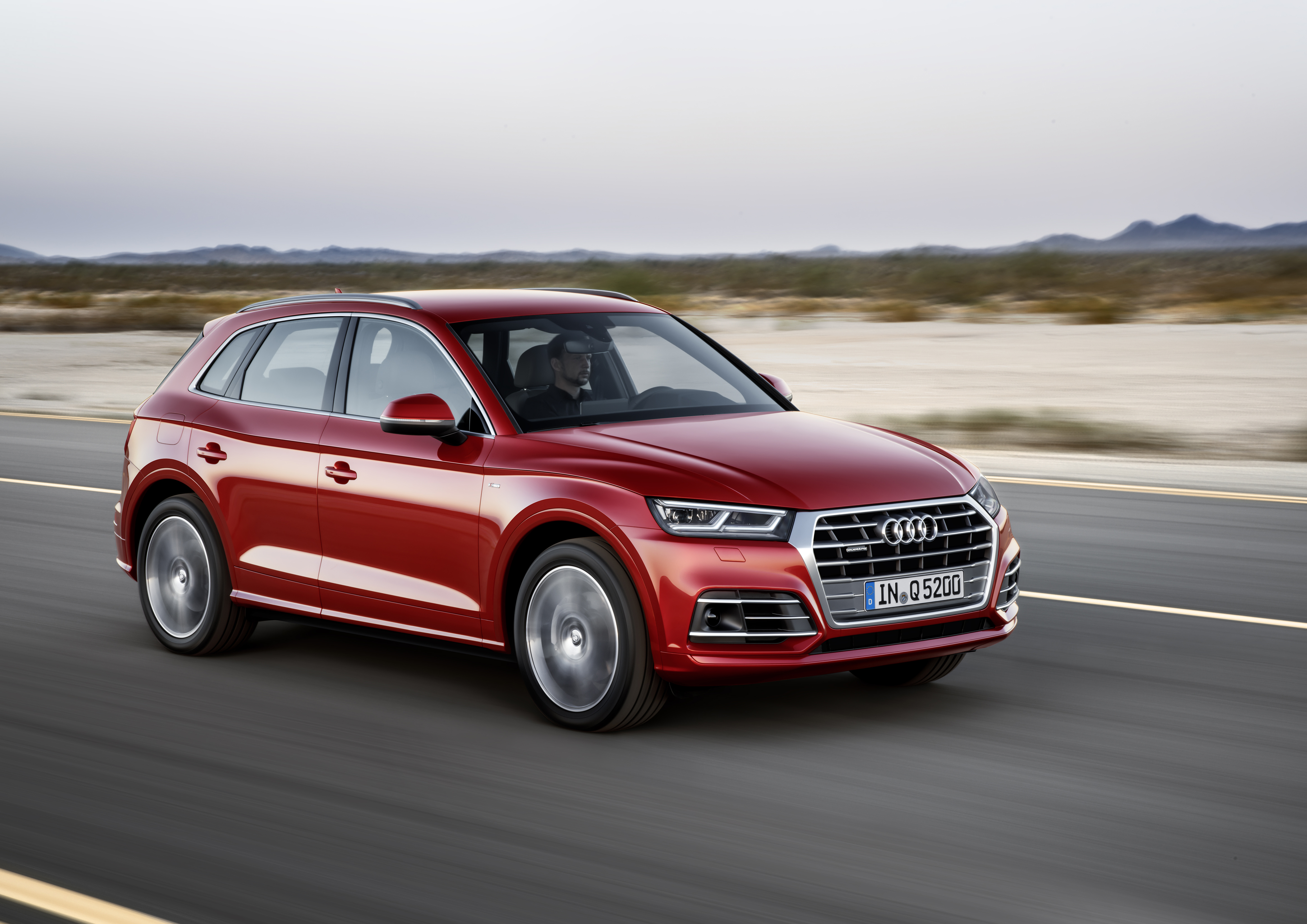 2017 Audi Q5 Unveiled Bigger Lighter Than Before Paul