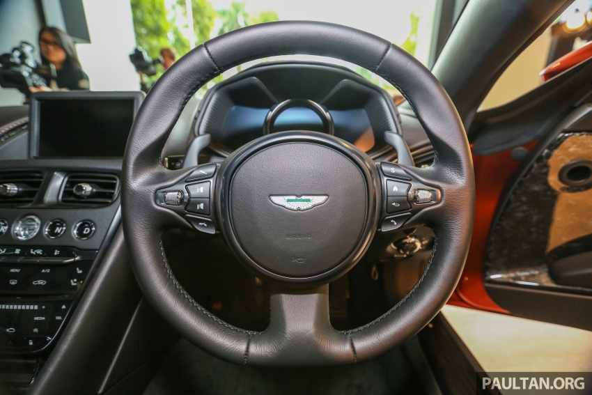 Aston Martin DB11 lands in Malaysia, from RM2 mil; new Wearnes showroom opens in Kuala Lumpur Image #556565