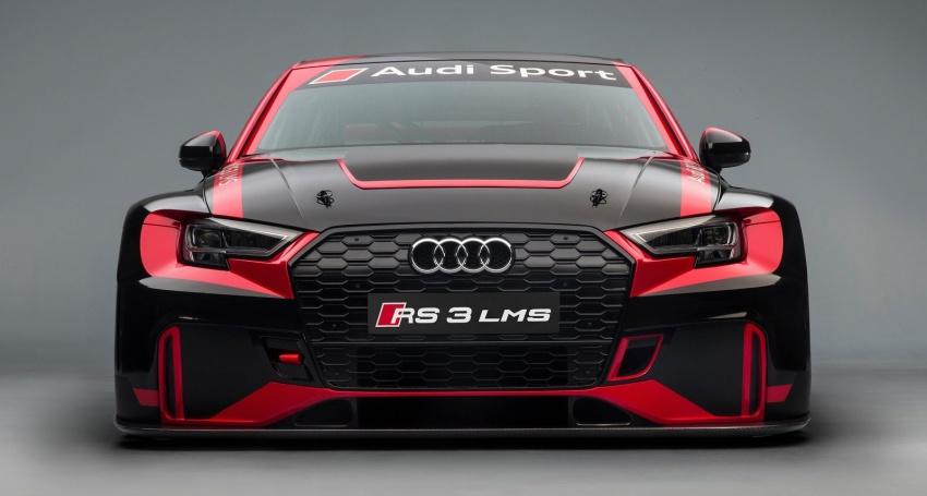 Audi RS3 LMS - TCR class race car, 2.0 TFSI, 330 hp Image ...