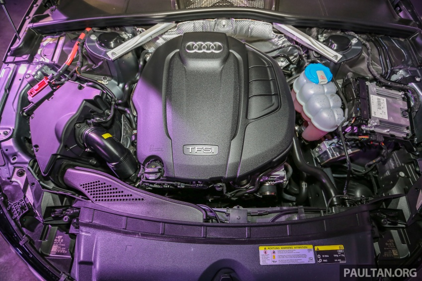 B9 Audi A4 launched in Malaysia – 2.0 TFSI at RM240k Image #550388