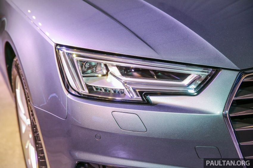 B9 Audi A4 launched in Malaysia – 2.0 TFSI at RM240k Image #550376