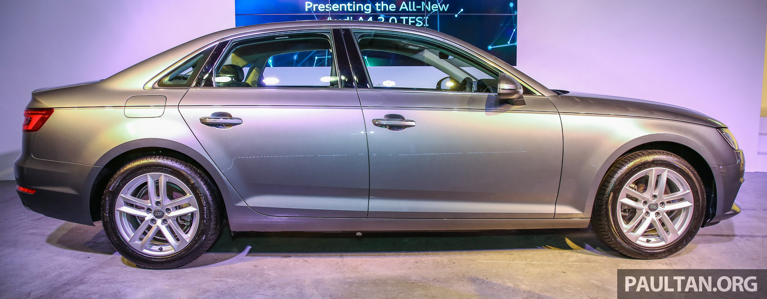 B9 Audi A4 Launched In Malaysia 2 0 Tfsi At Rm240k Paul