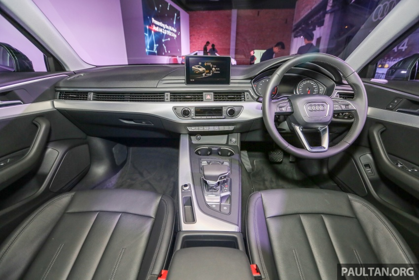 B9 Audi A4 launched in Malaysia – 2.0 TFSI at RM240k Image #550390