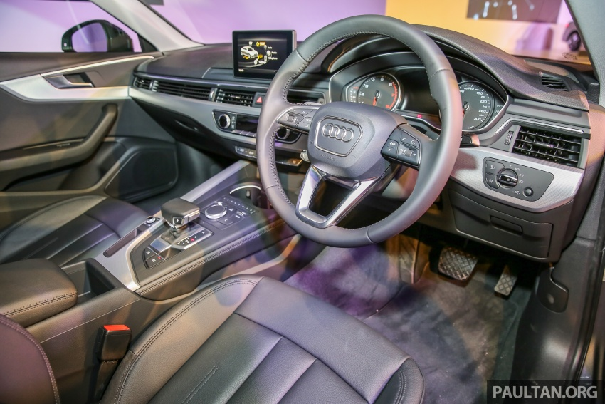 B9 Audi A4 launched in Malaysia – 2.0 TFSI at RM240k Image #550391