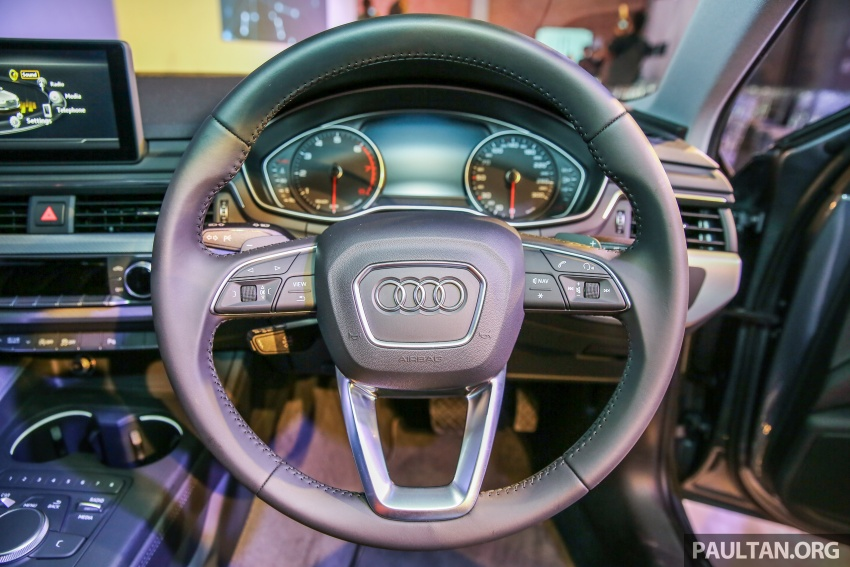 B9 Audi A4 launched in Malaysia – 2.0 TFSI at RM240k Image #550392