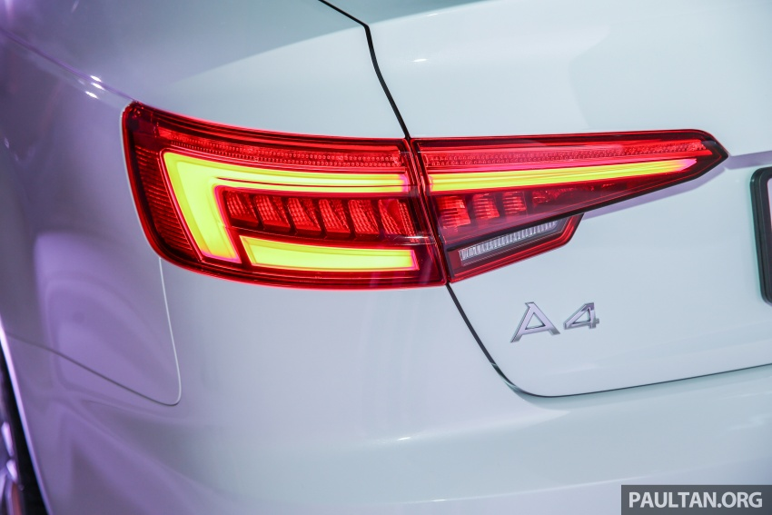 B9 Audi A4 launched in Malaysia – 2.0 TFSI at RM240k Image #550424