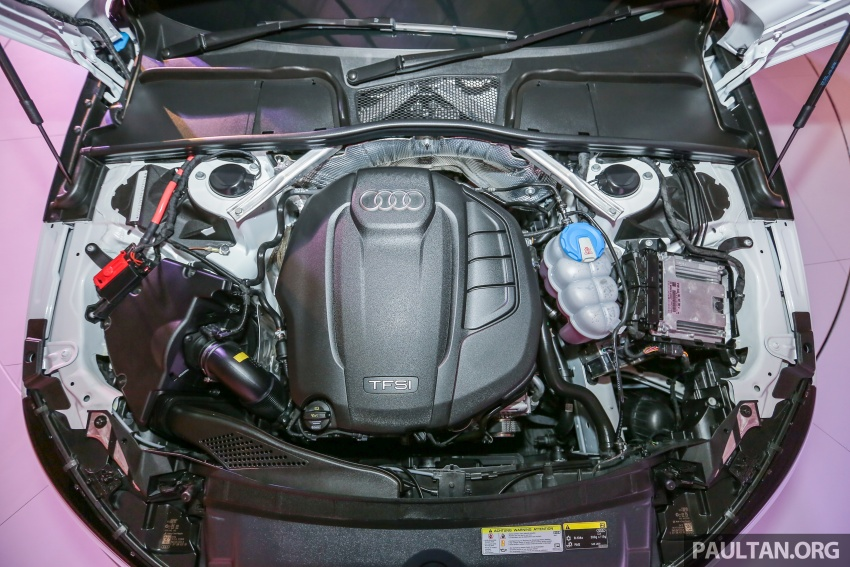 B9 Audi A4 launched in Malaysia – 2.0 TFSI at RM240k Image #550429