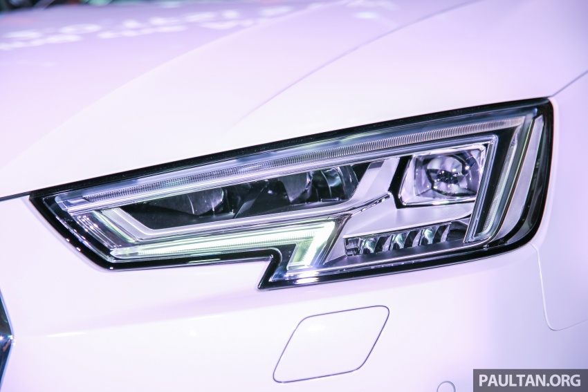 B9 Audi A4 launched in Malaysia – 2.0 TFSI at RM240k Image #550414
