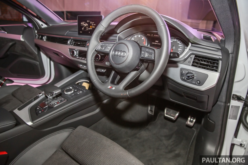 B9 Audi A4 launched in Malaysia – 2.0 TFSI at RM240k Image #550431