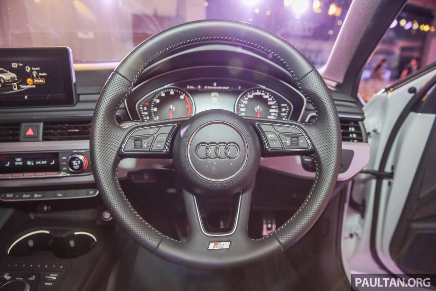 B9 Audi A4 launched in Malaysia – 2.0 TFSI at RM240k Image #550432