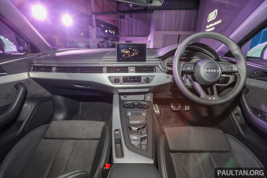 B9 Audi A4 launched in Malaysia – 2.0 TFSI at RM240k Image #550456