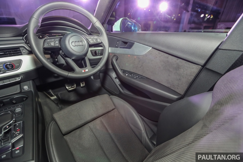 B9 Audi A4 launched in Malaysia – 2.0 TFSI at RM240k Image #550458