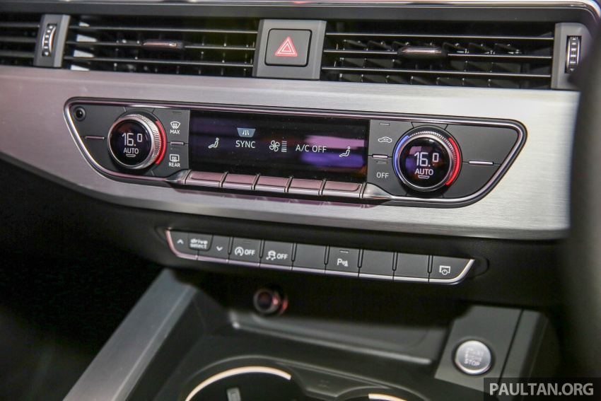 B9 Audi A4 launched in Malaysia – 2.0 TFSI at RM240k Image #550436