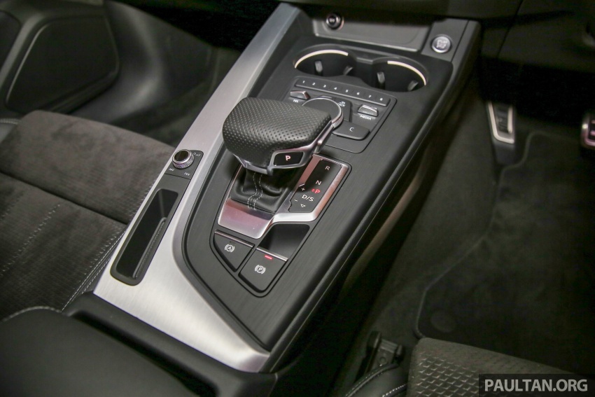 B9 Audi A4 launched in Malaysia – 2.0 TFSI at RM240k Image #550439