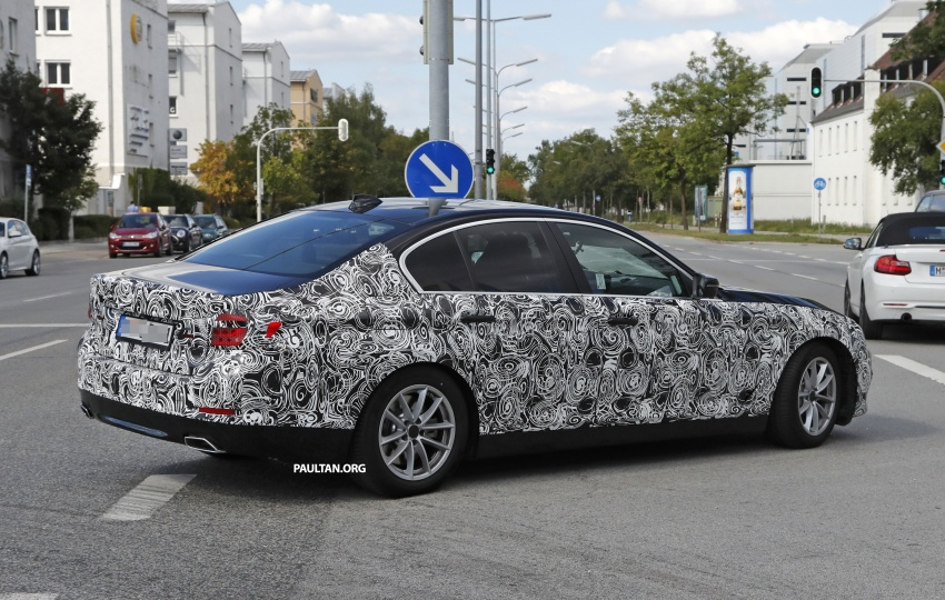 VIDEO: G30 BMW 5 Series teased ahead of Paris debut Image #547388