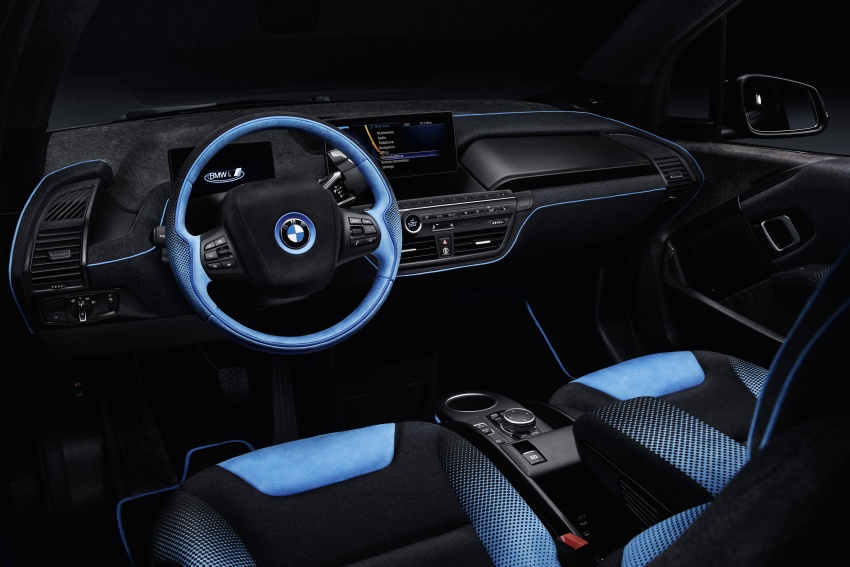 BMW i8 and i3 CrossFade concepts debut in Paris Image #557541