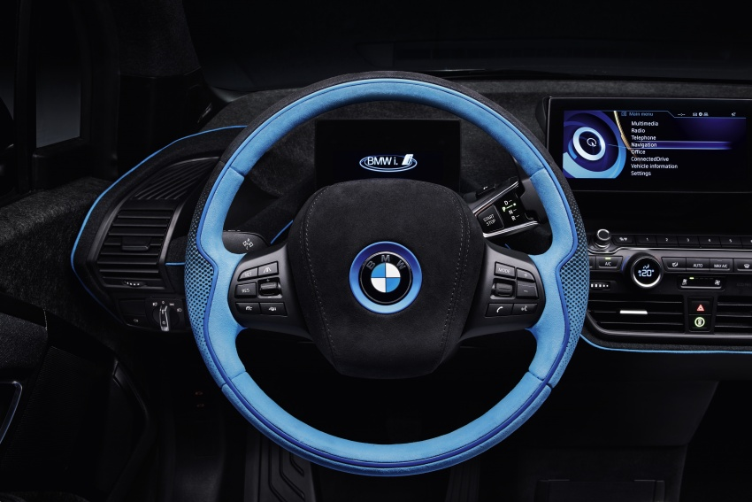 BMW i8 and i3 CrossFade concepts debut in Paris Image #557542