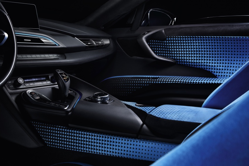 BMW i8 and i3 CrossFade concepts debut in Paris Image #557551