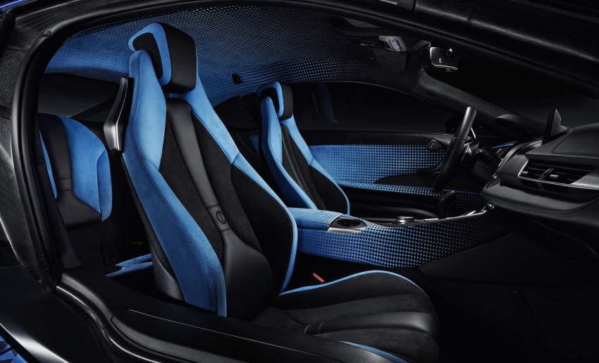BMW i8 and i3 CrossFade concepts debut in Paris Image #557554