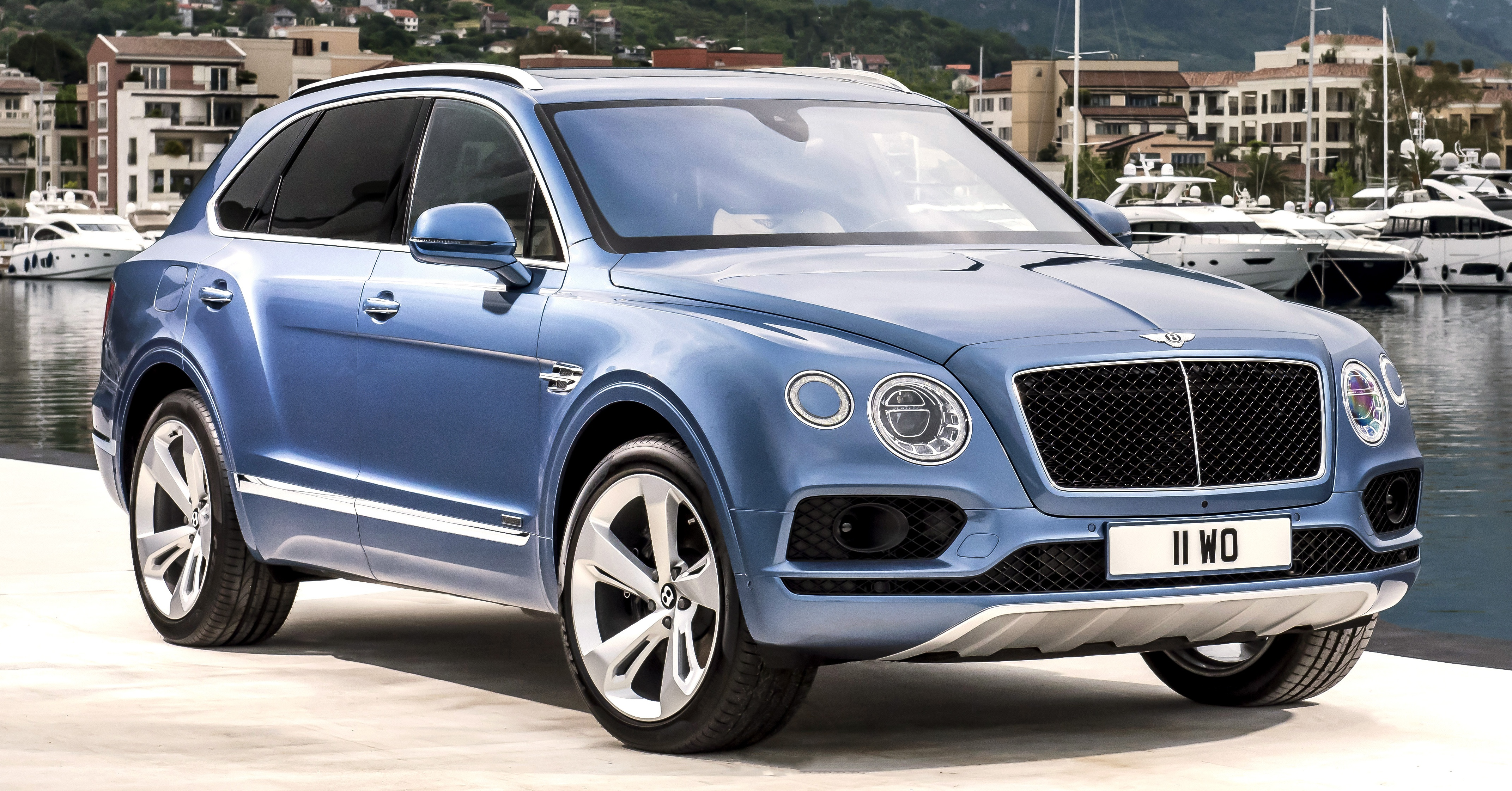 bentley bentayga diesel world 39 s fastest diesel suv. Black Bedroom Furniture Sets. Home Design Ideas