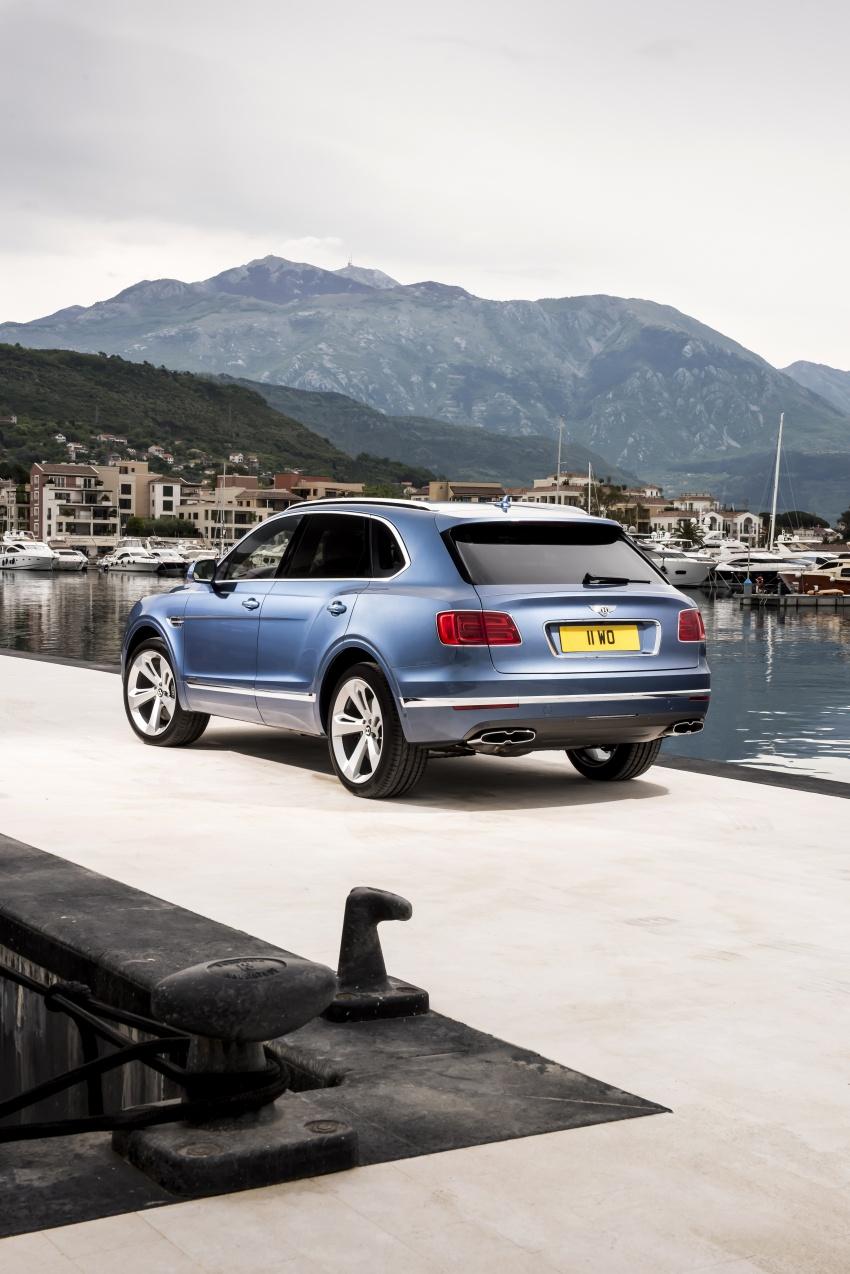 Bentley Bentayga Diesel – world's fastest diesel SUV Image #551724
