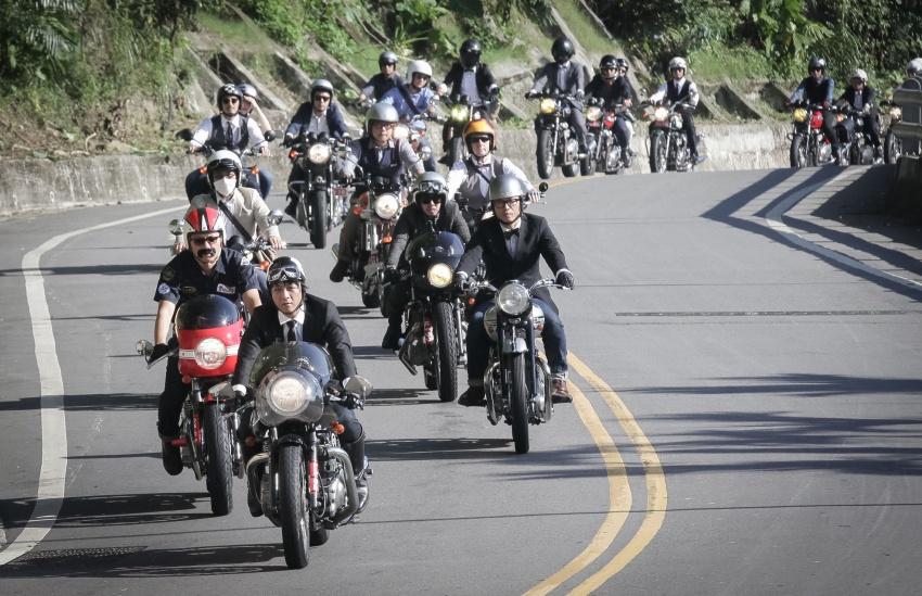 Distinguished Gentleman's Ride berlangsung di Pulau Pinang Ahad ini – tujuan utama kumpul dana amal Image #552867