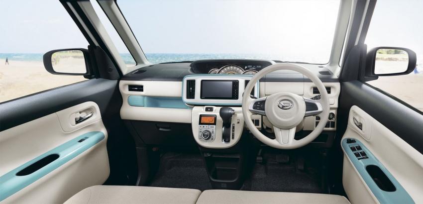 Daihatsu Move Canbus – Kei-Car comel untuk wanita Image #547305