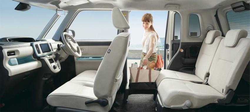 Daihatsu Move Canbus – Kei-Car comel untuk wanita Image #547304