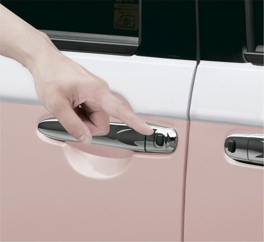 Daihatsu Move Canbus – Kei-Car comel untuk wanita Image #547303