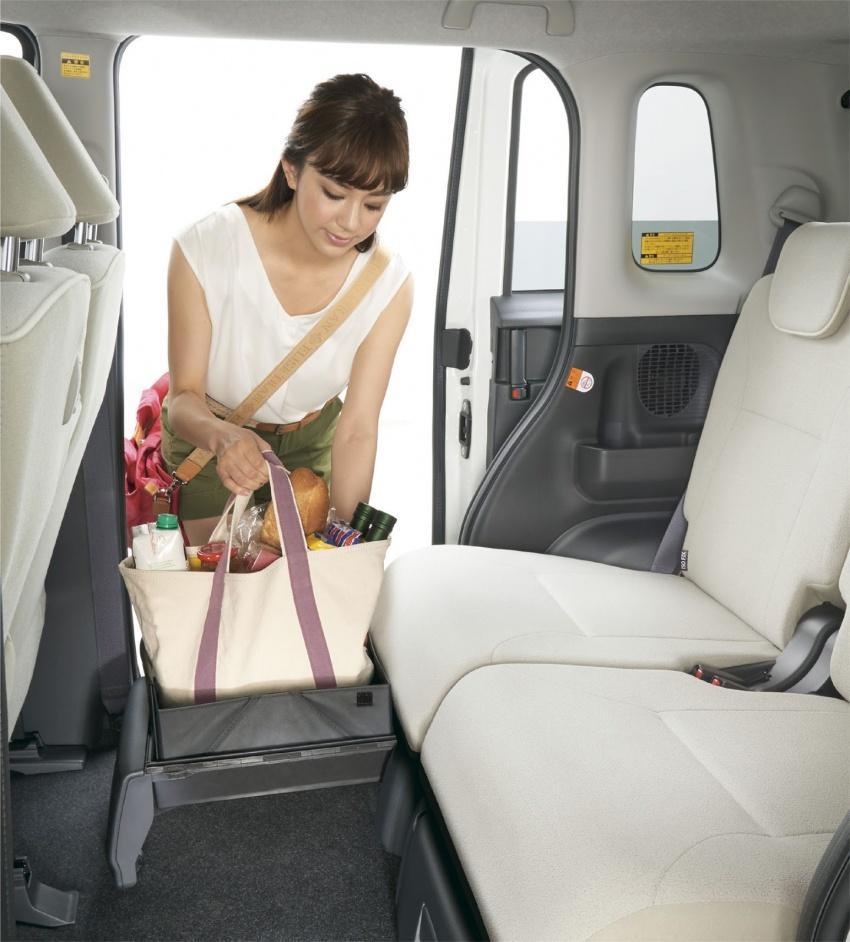 Daihatsu Move Canbus – Kei-Car comel untuk wanita Image #547299
