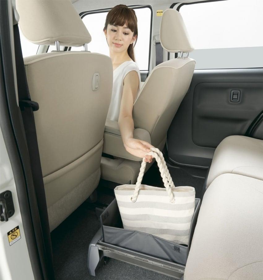 Daihatsu Move Canbus – Kei-Car comel untuk wanita Image #547298