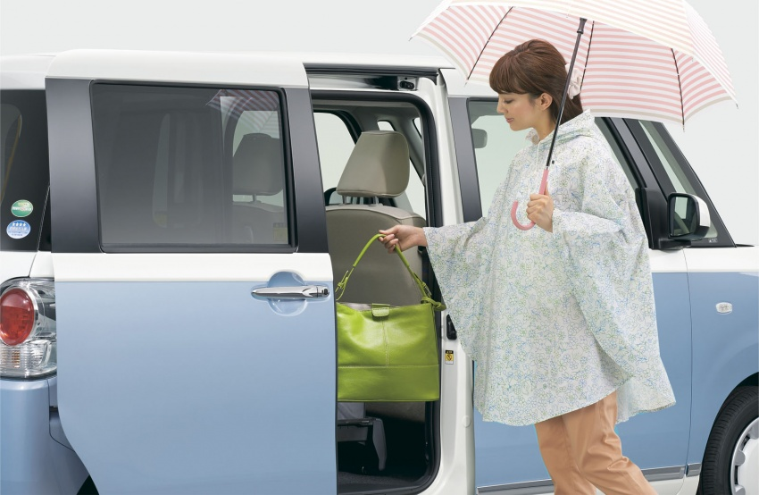 Daihatsu Move Canbus – Kei-Car comel untuk wanita Image #547297