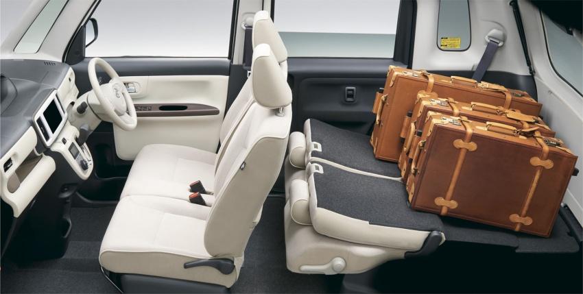 Daihatsu Move Canbus – Kei-Car comel untuk wanita Image #547294