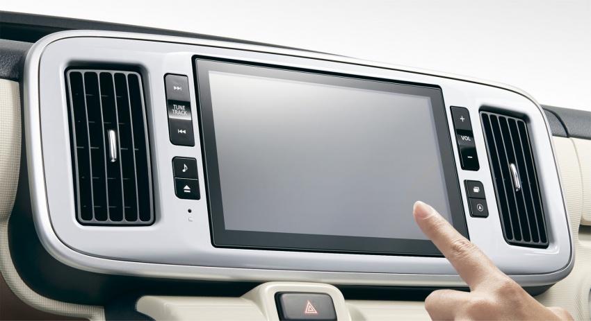 Daihatsu Move Canbus – Kei-Car comel untuk wanita Image #547293