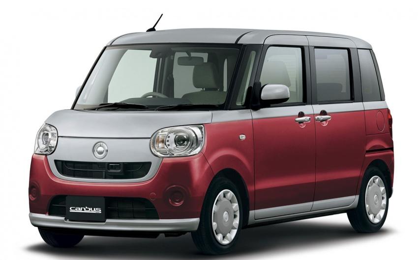 Daihatsu Move Canbus – Kei-Car comel untuk wanita Image #547267