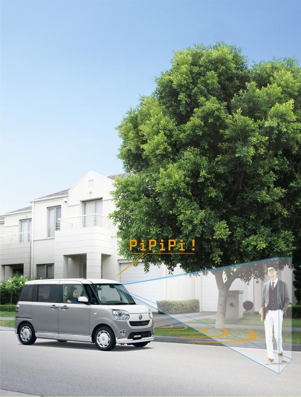 Daihatsu Move Canbus – Kei-Car comel untuk wanita Image #547311