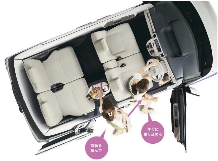 Daihatsu Move Canbus – Kei-Car comel untuk wanita Image #547308