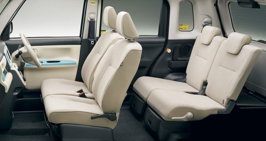 Daihatsu Move Canbus – Kei-Car comel untuk wanita Image #547306
