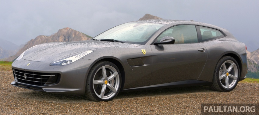 DRIVEN: Ferrari GTC4Lusso in Italy – refining the act Image #554625