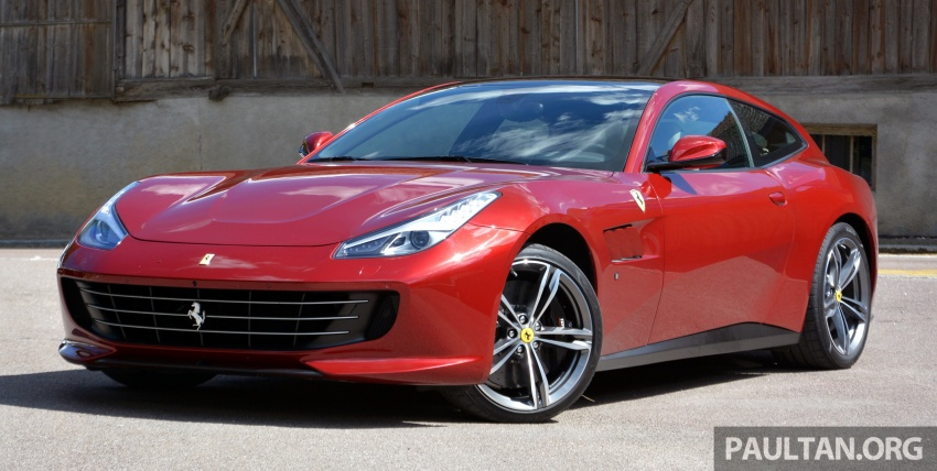 DRIVEN: Ferrari GTC4Lusso in Italy – refining the act Image #554634