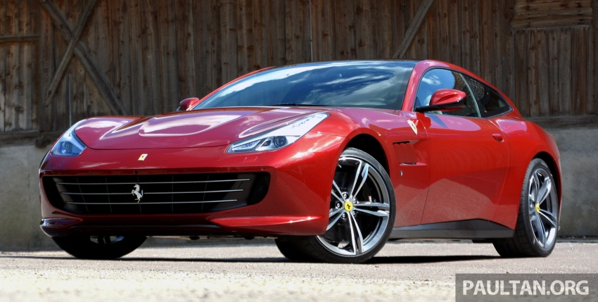 DRIVEN: Ferrari GTC4Lusso in Italy – refining the act Image #554637
