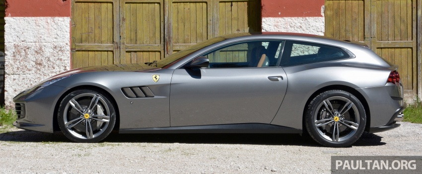 DRIVEN: Ferrari GTC4Lusso in Italy – refining the act Image #554638