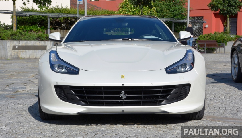 DRIVEN: Ferrari GTC4Lusso in Italy – refining the act Image #554639