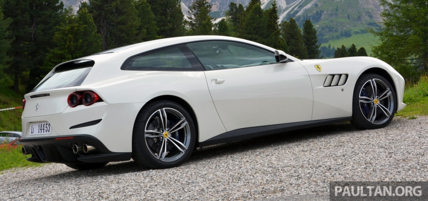 DRIVEN: Ferrari GTC4Lusso in Italy – refining the act Image #554641
