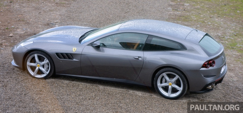 DRIVEN: Ferrari GTC4Lusso in Italy – refining the act Image #554626
